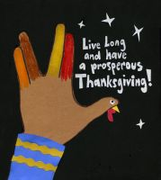 Live Long and have a Prosperous Thanksgiving by johnstiles