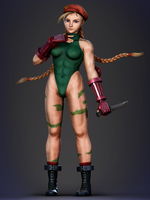 Cammy by nibannte