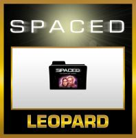 Leopard Spaced Folder by TMacAG