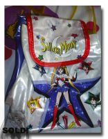 Sailor Moon Mini Backpack by Magical-Mama