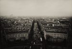 Paris II - Le long de la route by BennyBrand