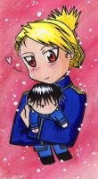 Riza and Roy by AgentAdaW