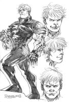 Hulkling by harveytsketchbook