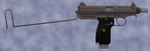 Model 3 Machine Pistol by sharp-n-pointy