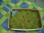 Kitty Litter Cake by estranged-illusions