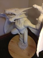 Dragon WIP by blatted