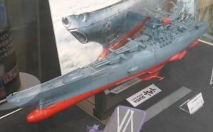 Space Battleship Yamato by rlkitterman