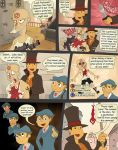 Layton's next adventure by Sodano