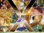 Final Fantasy X desktop by Paine45