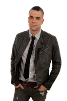 Mark Salling PNG 2 by hector-gleek