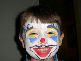 Clown by sameera95