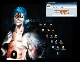 Grimmjow - the best answer by Roack