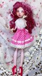 Monster High OOAK doll Mattel Draculaura by smileidiote