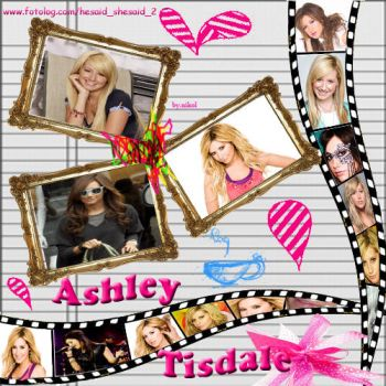 blend OO2-Ashley Tisdale by flywithmenick