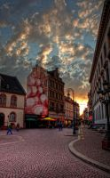 Streets of Wiesbaden by deoroller