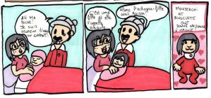 Moustachi et Binoclette comic strip 17 by Aso-Designer