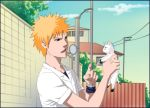 Bleach: Kitten by Sideburn004