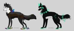[Closed] Element Wolf Adopts 1 by yourworstnightmaire
