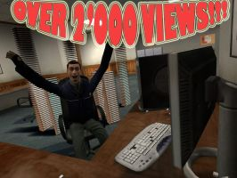 Over 2'000 Views by Garrys-Mod-Dude