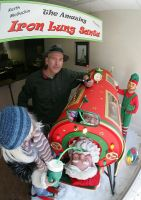 The Amazing Iron Lung Santa by Keith-McGuckin