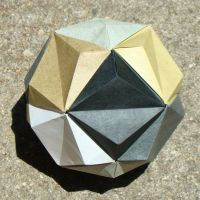 Compound of Two Dodecahedra by manilafolder