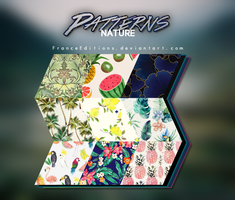 Nature // 2O PATTERNS by FranceEditions