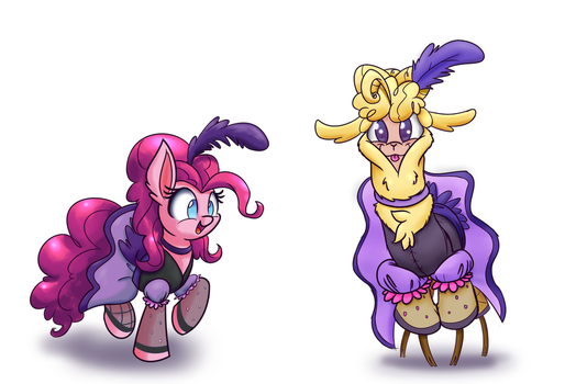 Showgirls by Heir-of-Rick