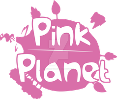 Pink Planet by Hellmrpollas