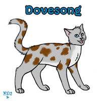 Request: Dovesong by FantasiaKitty