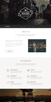 Nixon - Creative Theme by sandracz
