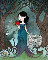 Snow White by littlecynicism