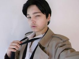 Castiel - crosplay by Esarina