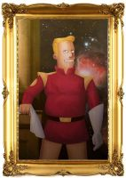 Zapp Brannigan by Engelen