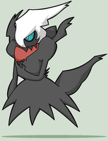 Darkrai by paokamon