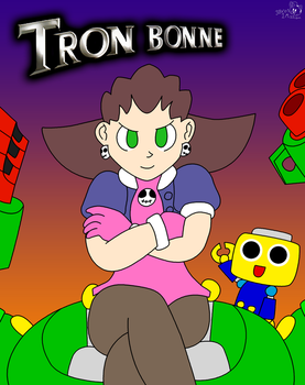 Tron Bonne Something by 3Bros1Mission