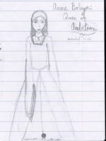 Anne Boleyn Queen of Ambition by TimelordWitch10