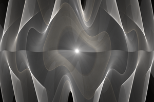 Auger - Fractal Art by CMWVisualArts