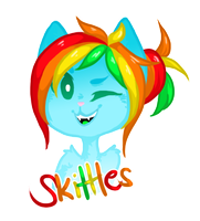 s k i t t l e s by Skittles-the-kitty