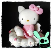 angel hello kitty by prok-art