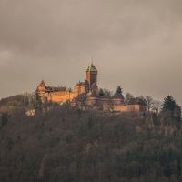 Castle by MaximePerrin