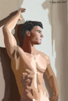 Male model by argytrans