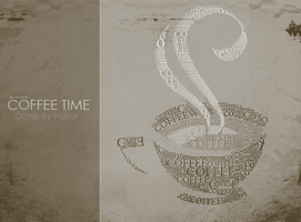 Typography Art by frenchc0ffee