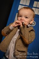 Baby Doctor Who by Jbressi