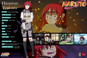 Himawari Bio by DarketVampire