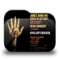 Goldfinger 1964 by mrbrighside95
