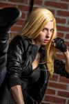 Black canary by CanteraImage
