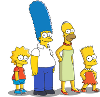 Simpsons head swap 1 by Insert-artistic-nick