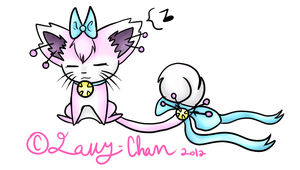 Chi the random cat by Tess-Is-Epic