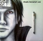 Itachi Uchiha by ALVADIO