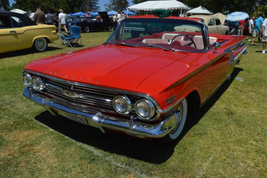 1960 Chevrolet Impala Convertible IV by Brooklyn47